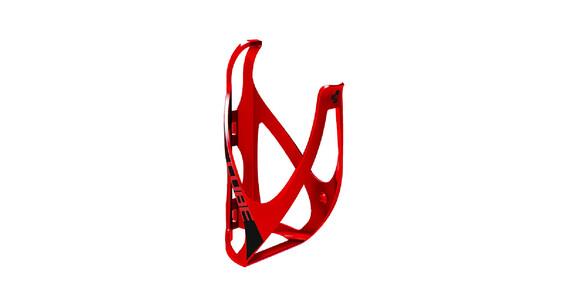 Cube HPP Flaskeholder rød/Svart